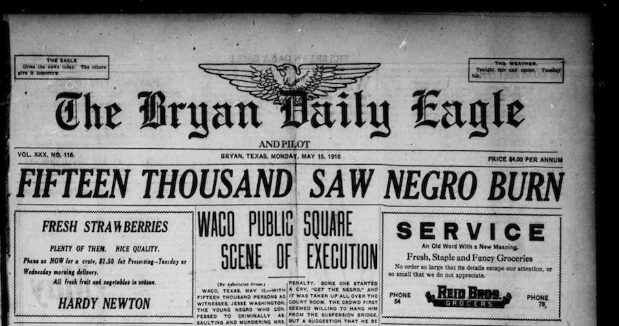 Bryan lynching