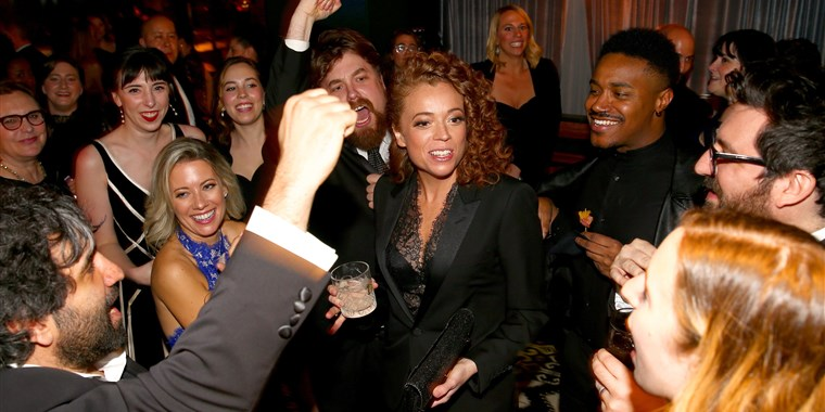 Michelle Wolf lauded after her take down of the political apparatus