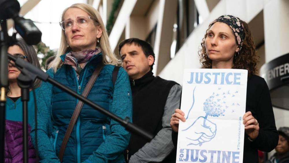 justice for justine pic