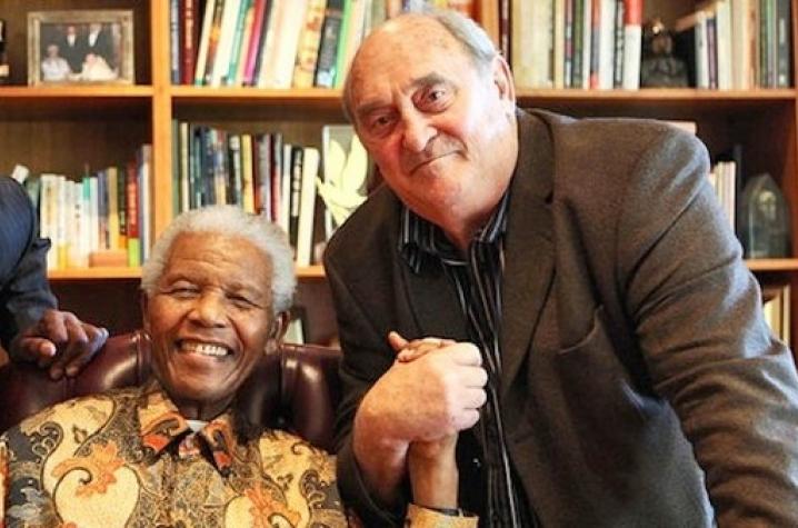 Mandela and Goldberg
